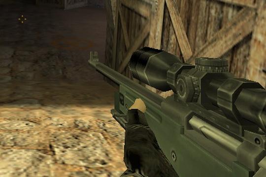 Скачать плагин прицел для снайперских винтовок для CS 1.6. Модели awp для cs